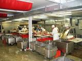 Моющие средства для столовых, кафе, ресторанов, гостиниц,коммунальных служб